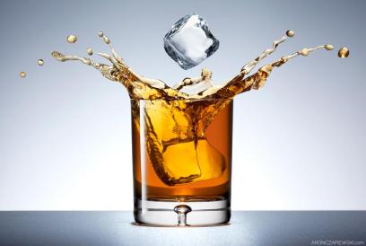 ice in my whisky
