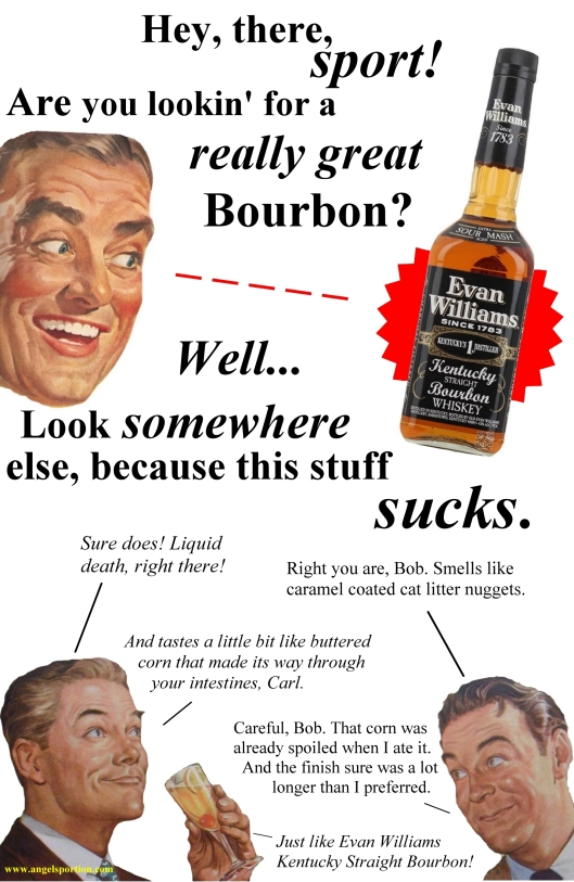 Angelsportion Evan Williams Advertisement