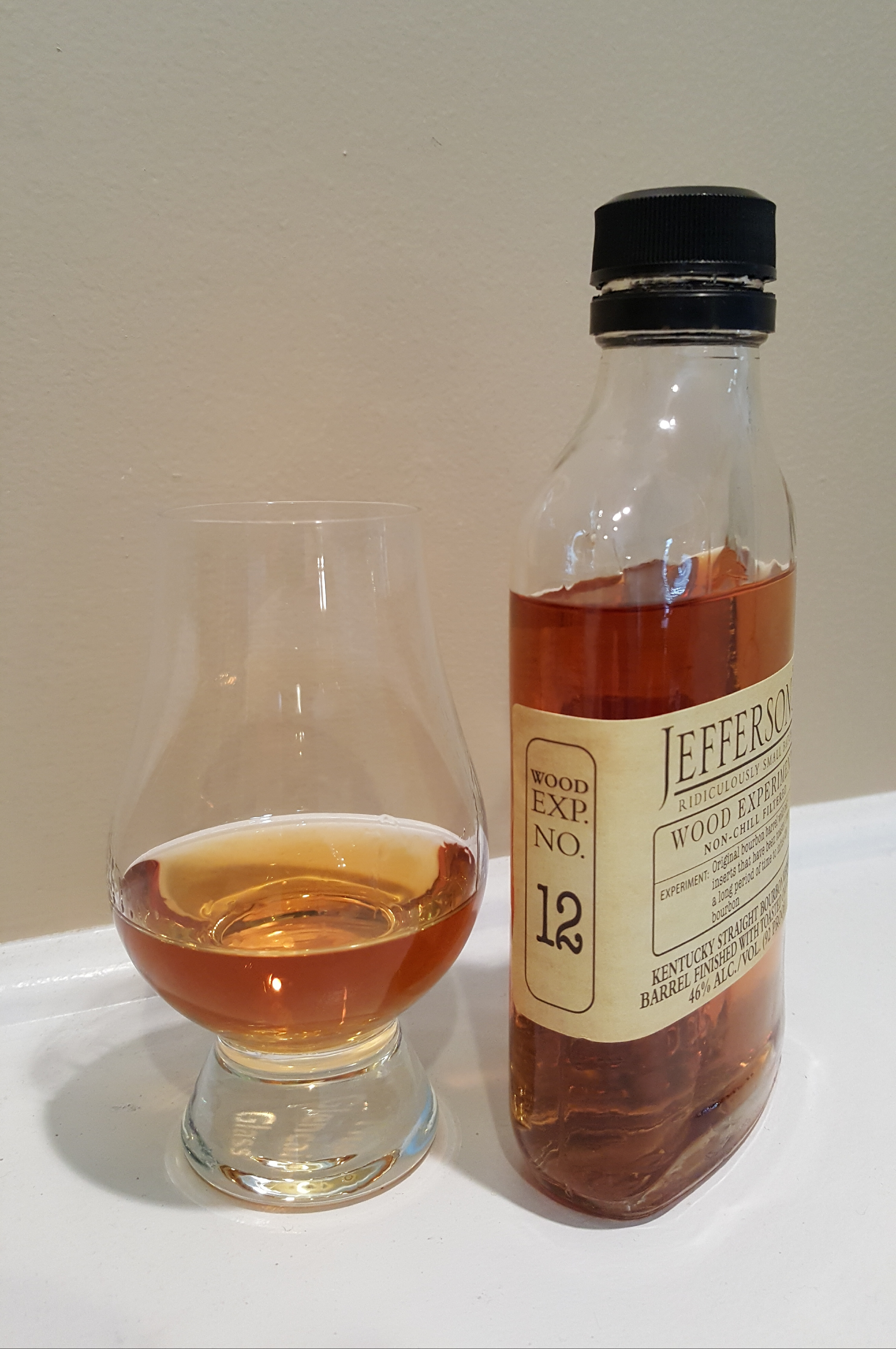Review Jefferson S Ridiculously Small Batch Wood